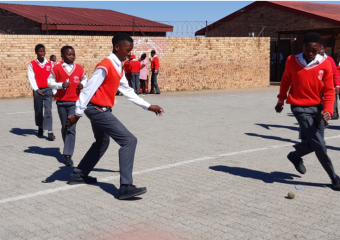 Learners Playing